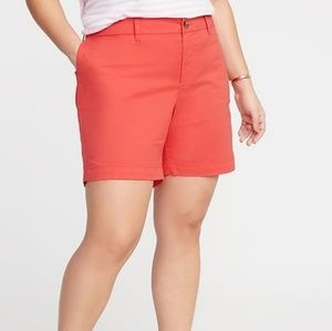 20 Old Navy Plus Size Everyday Shorts Mid Rise NWT